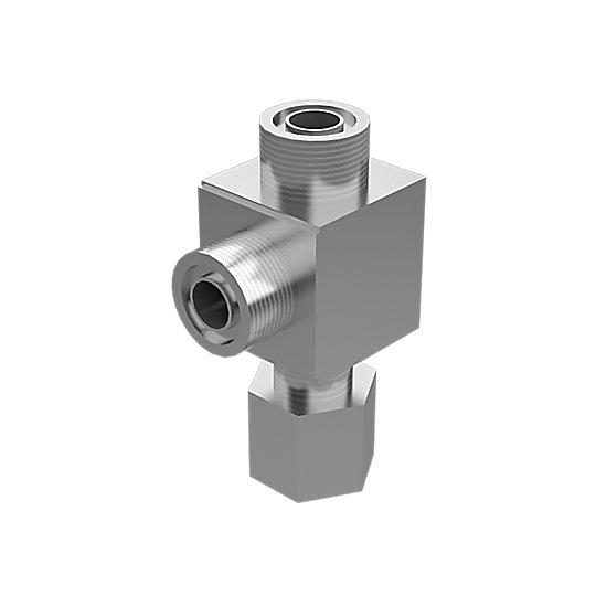 6V-9837: Tee Adapter