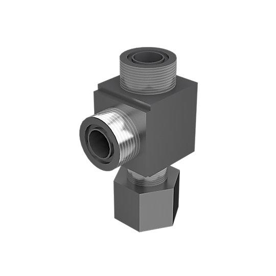 6V-9839: Tee Adapter
