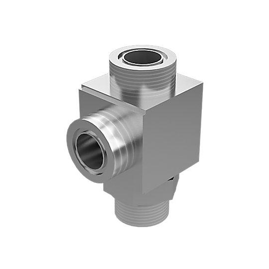 6V-8785: Tee Adapter