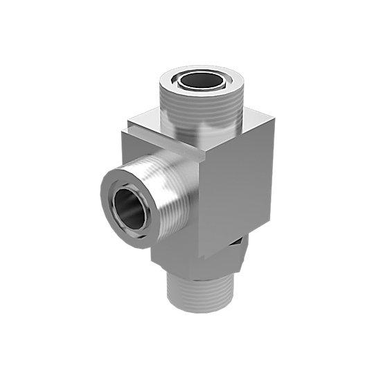 6V-8784: Tee Adapter