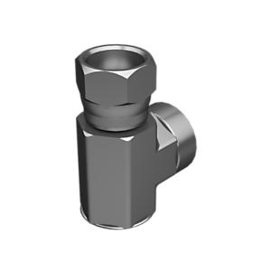237-2849: Tee Adapter