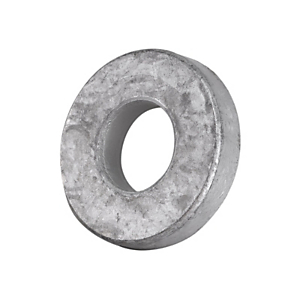 6C-9149: Flat Washer, Zinc Flake