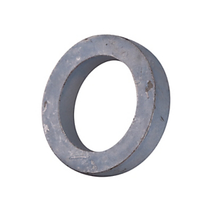126-8928: Flat Washer, Zinc Flake