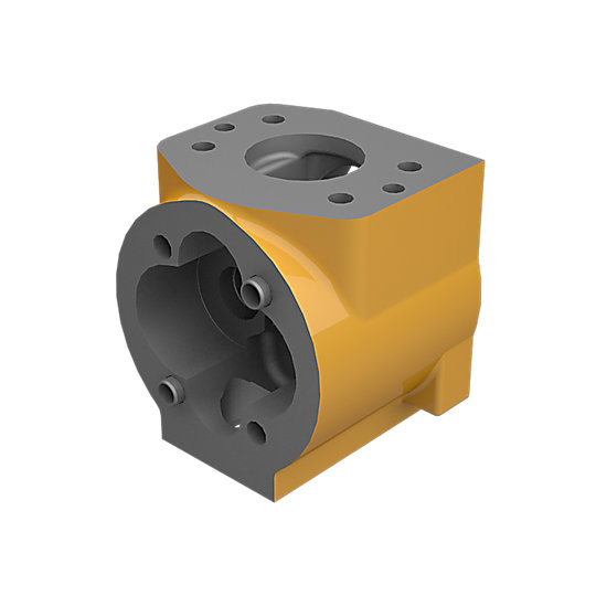 364-2950: Body Assembly-Oil Pump