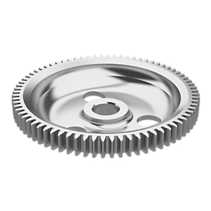 195-0319: Gear-Water Pump