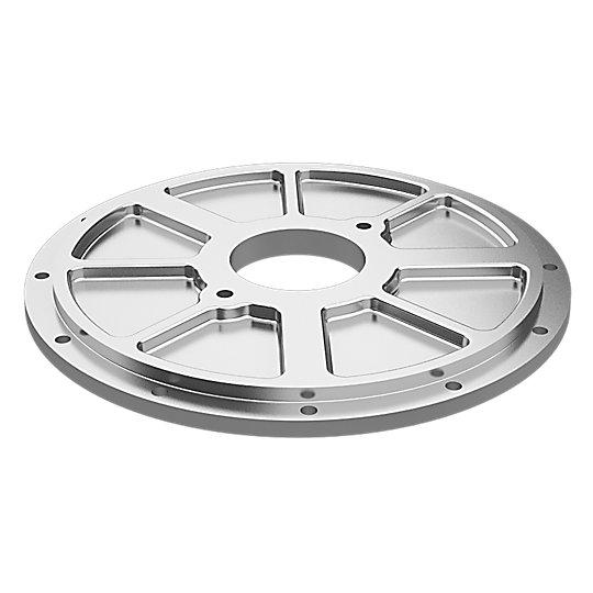 142-8719: Plate-Adapter