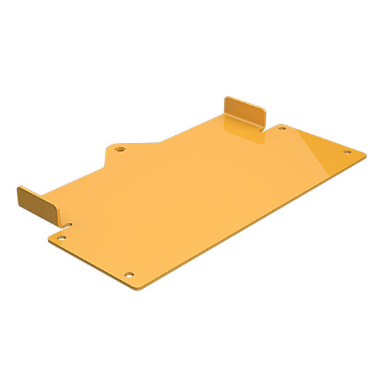 258-2849: Plate Assembly