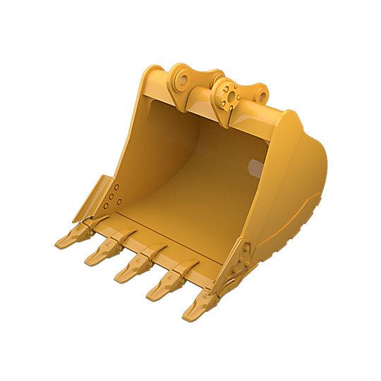 364-9500: 铲斗配置