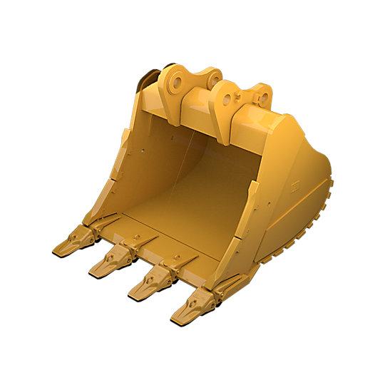 423-0421: 铲斗配置