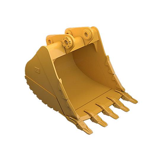 434-2496: 铲斗配置