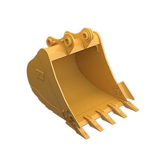 507-0131: 铲斗配置
