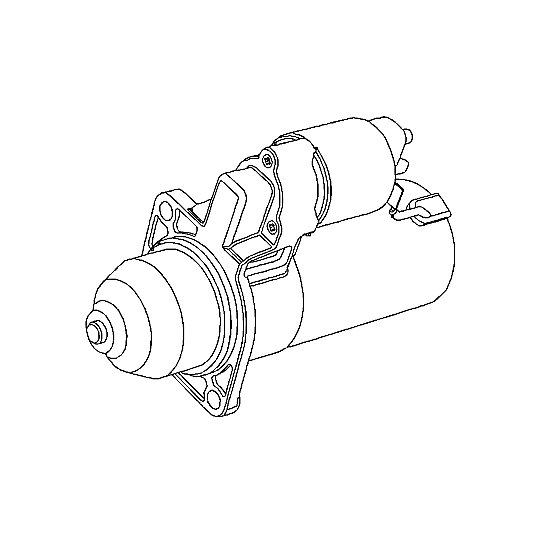 562-0581: STARTER MOTOR