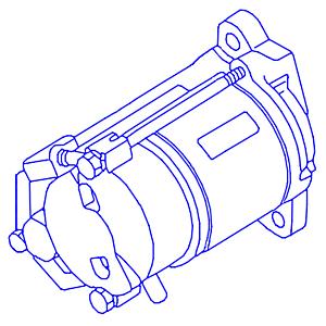 439-7578: Motor de arranque