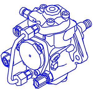 436-1091: Pump Assembly-Fuel Supply | Cat® Parts Store