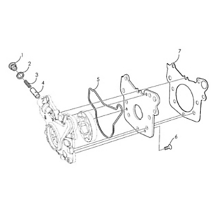 562-0450: OIL PUMP ASSY