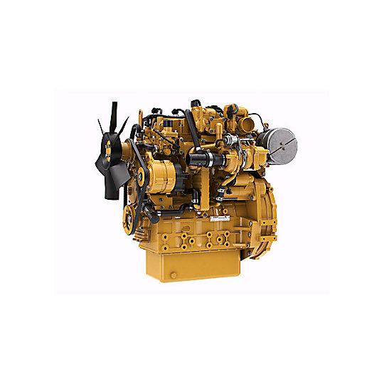 457-1444: 完整发动机