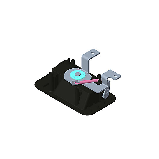 457-8380: Handle Assembly-Paddle