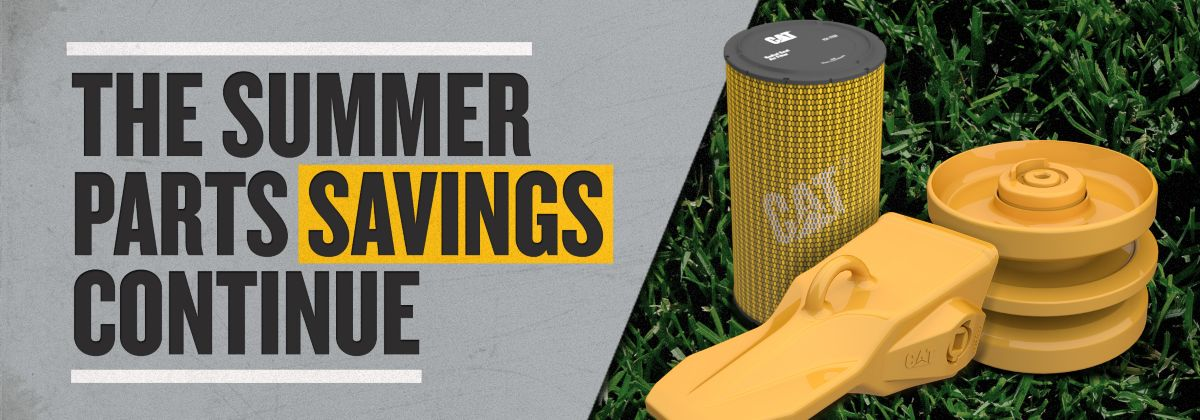 The Summer Savings Continue
