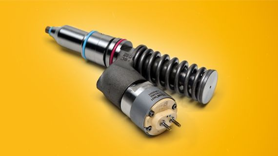 Cat New & Reman Fuel Injectors