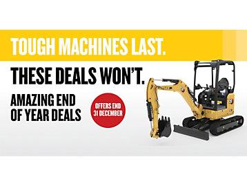 Tough Machines SSL Offer