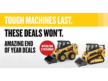 Tough Machines SSL Offer