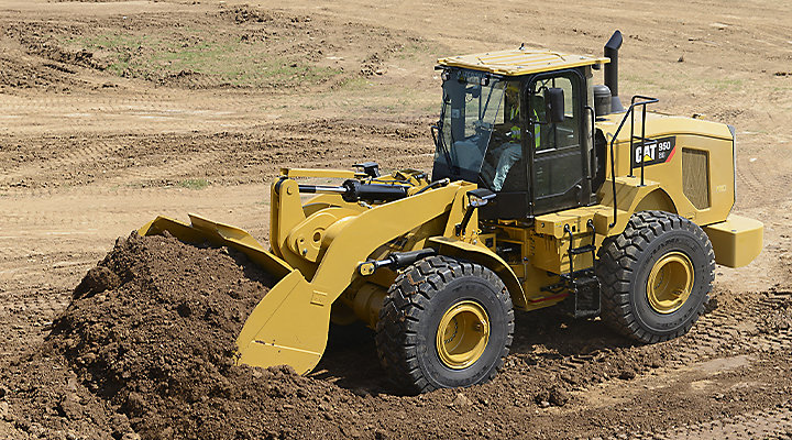 Cat® Machines Move the Earth So Motocross Riders Can Take to the Sky
